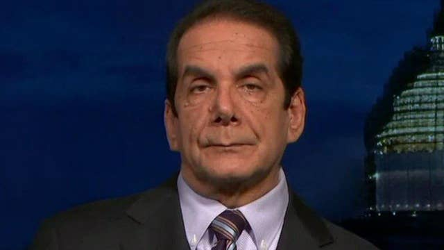 Krauthammer: Contested convention 'unlikely dream' of a few