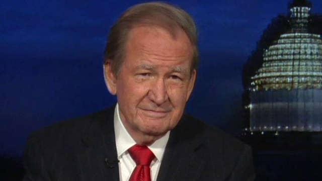 Buchanan: Clinton vs. Bush race would demoralize the nation