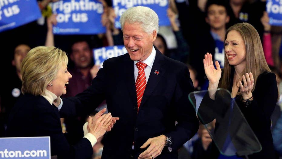 Is Bill Clinton a liability to Hillary's campaign?