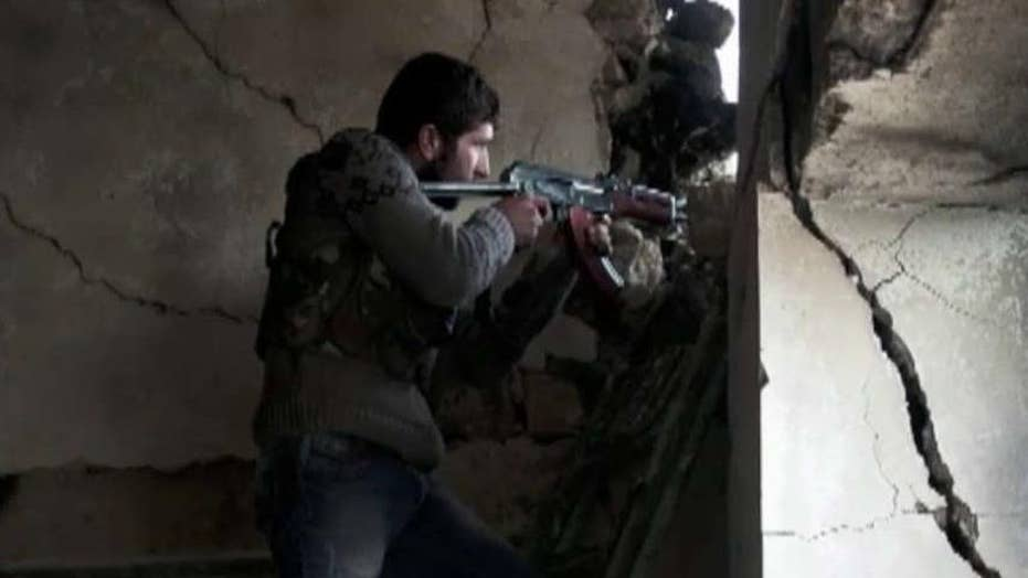 US and Russia spar over Syria's civil war, ISIS terrorism