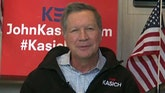 Ohio governor talks back-and-forth with Bush ahead of South Carolina primary on 'America's Newsroom'
