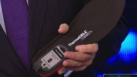 Tech Take: Field & Stream's Colin Kearns showcases the ThermaCELL ProFLEX Remote Heated Insole, GPS SmartSole, Thermic Power Sock and the Stridalyzer Performance Insole
