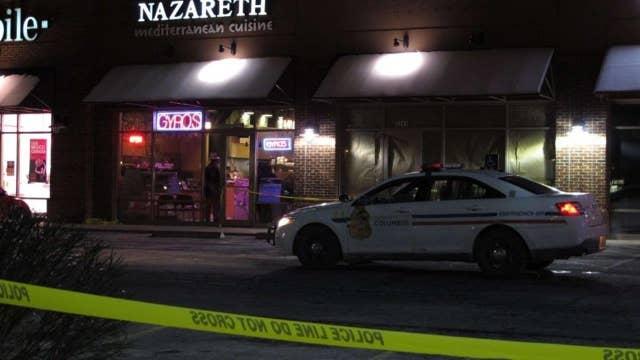 Machete attack injures six in Ohio, suspect killed