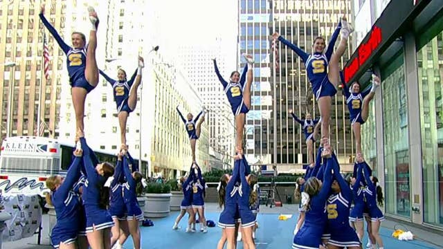 Meet the champion cheer squad of 2016