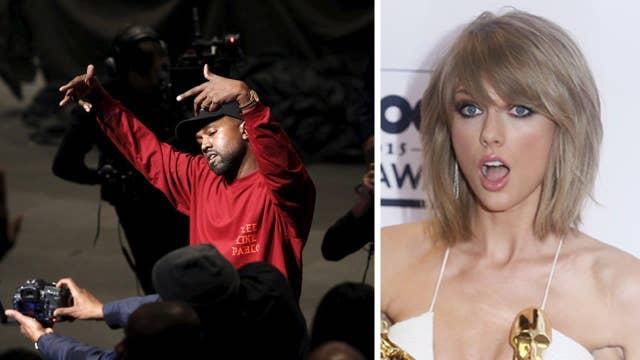 Kanye lyric: I may have sex with Swift
