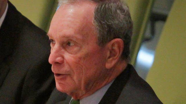 Will Michael Bloomberg throw his hat into presidential race?