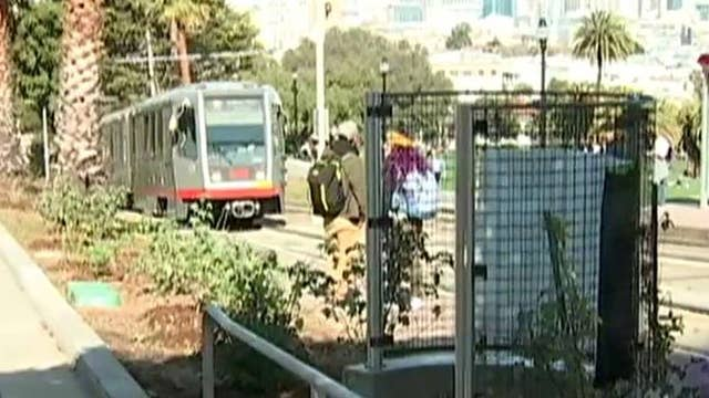 Citizens outraged over San Francisco's open-air urinal