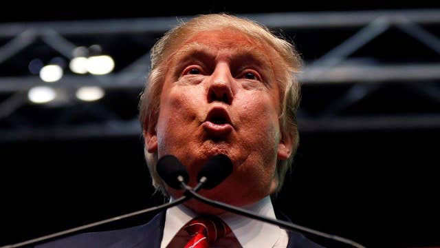 Rivals drill down on Trump for not being a real conservative
