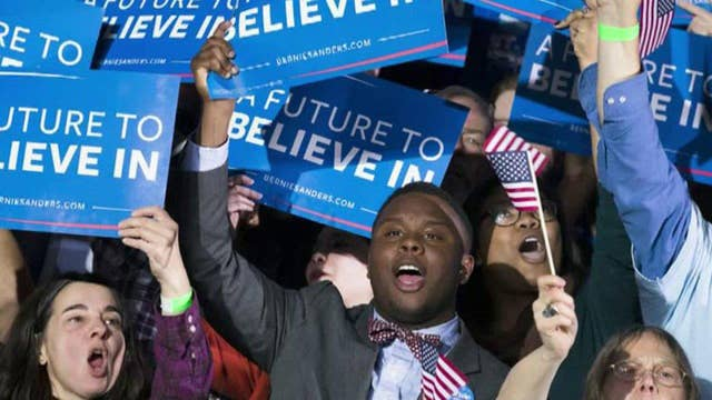 Examining why millennial voters are breaking for Sanders
