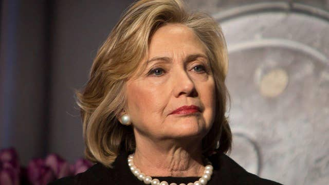 Hillary Clinton confronted about her campaign money