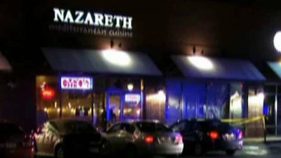 FBI investigating motive in Ohio restaurant machete attack