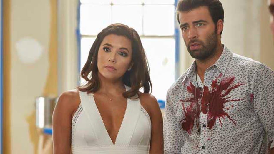 Jencarlos Canela stars in Longoria's 'Telenovela'