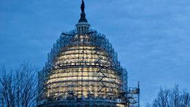 Government touting $55 billion surplus as national debt, annual deficits soar