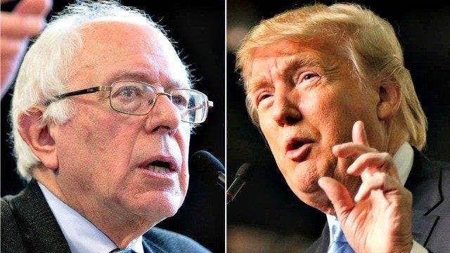 Did PC culture lead to rise of Trump, Sanders?
