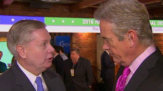 Graham: Will only confirm consensus nominee on Obama's watch