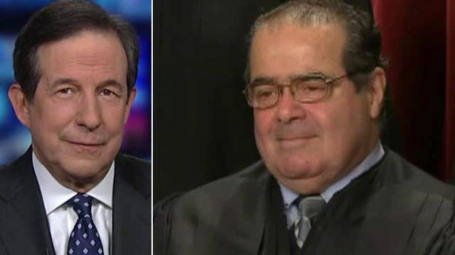Flashback: Scalia outlines his approach to jurisprudence