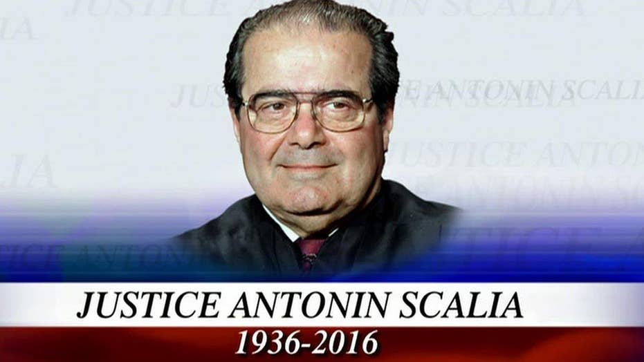 Remembering the life and legacy of Justice Antonin Scalia