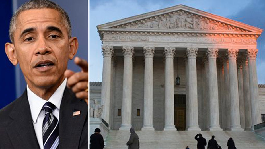 Could Obama make a recess appointment to the Supreme Court?