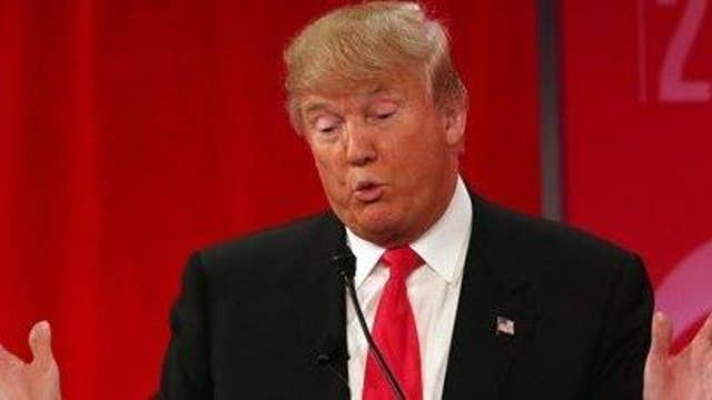 Trump: All smart people know the Iraq War was a huge mistake