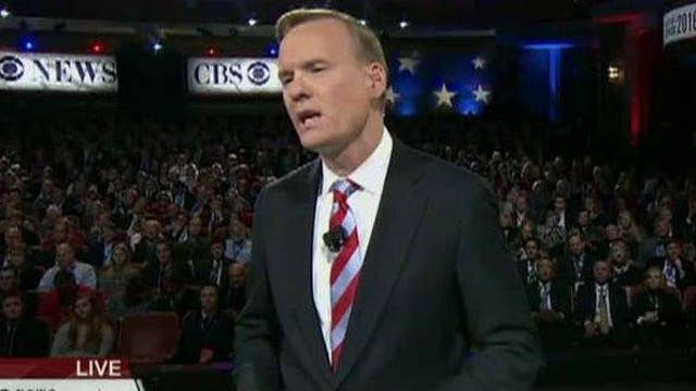 Grading the moderators from CBS Republican debate