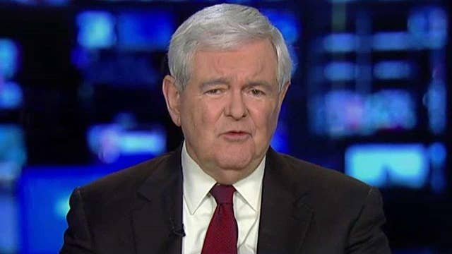 Gingrich: Obama shouldn't be able to get SCOTUS appointment