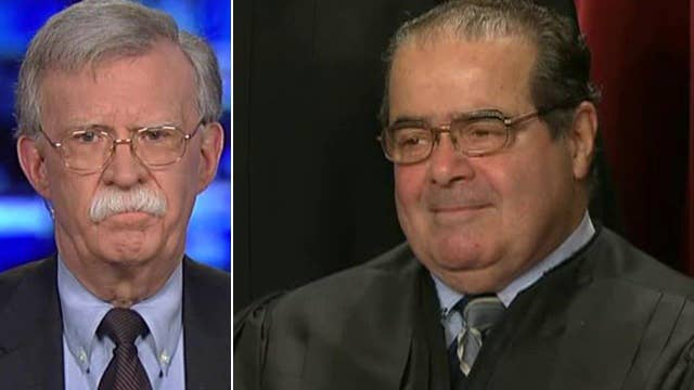 Eric Shawn reports: The Justice Scalia legacy