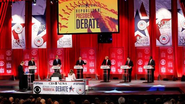 GOP candidates ramp up attacks in SC debate