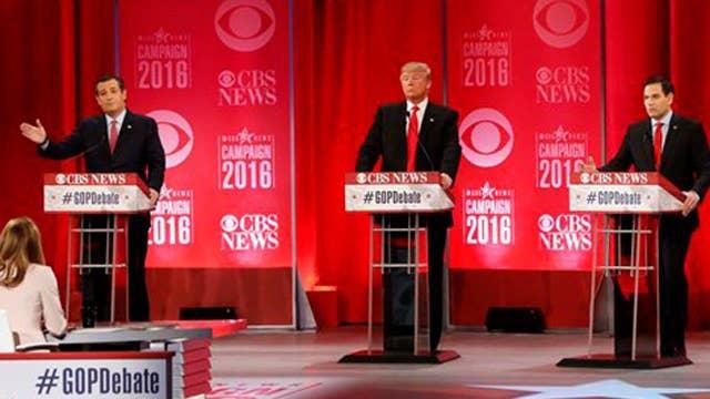 GOP debate turns nasty in South Carolina