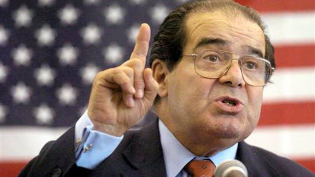 A look back at Scalia's unanimous Senate confirmation