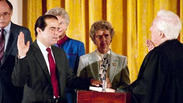 Eric Shawn reports: Justice Scalia's originalism
