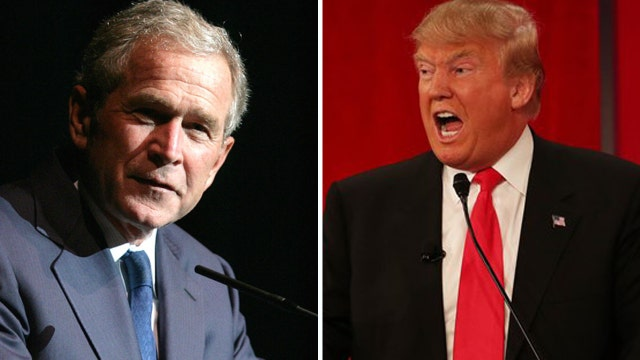 Eric Shawn reports: Bush trumped...or will it backfire?