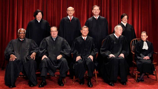 The battle is on for Scalia's seat on the Supreme Court