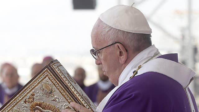 Pope Francis to give mass in Mexico's least Catholic state