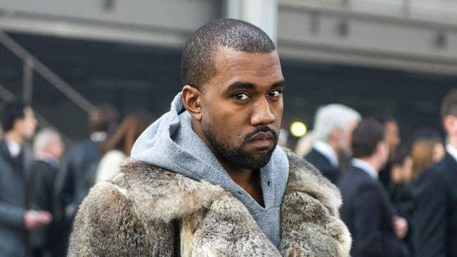 Kanye West begs billionaires for money