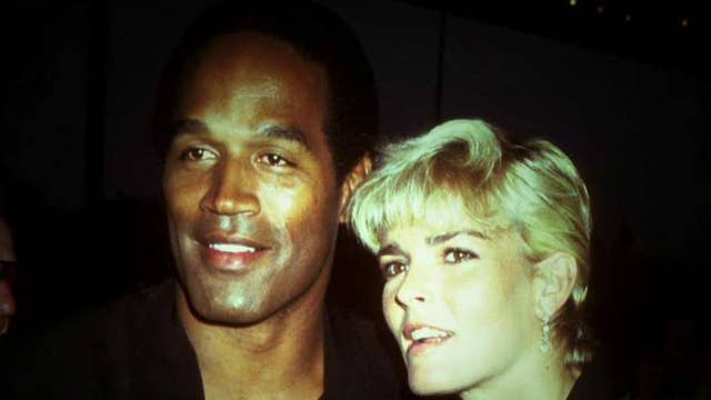 Flashback: O.J. Simpson on Nicole Brown Simpson