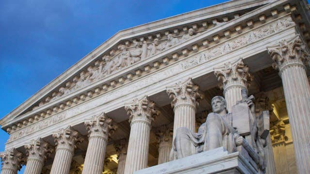 Fight to replace Scalia spells trouble for some senators