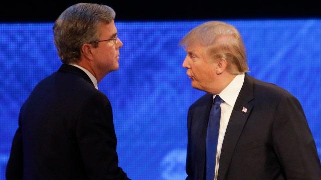 Eric Shawn Reports: Should Trump bash Bush?