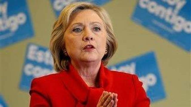 Do voters care about information in Clinton email dumps?