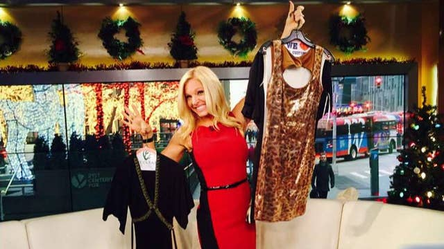 FNC's Anna Kooiman donates gowns to military spouses