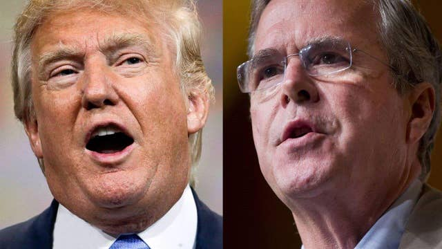 Trump slams Bush political dynasty ahead of South Carolina