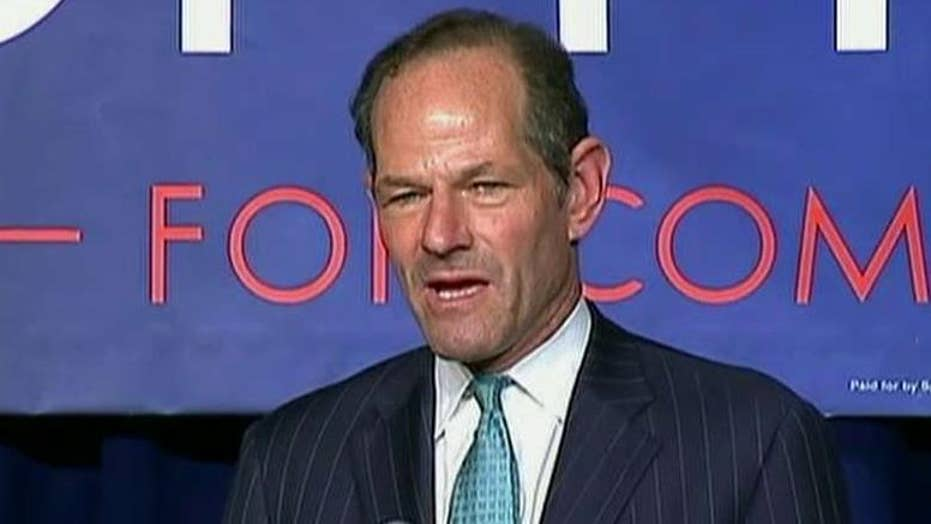 Disgraced governor Eliot Spitzer facing assault allegations