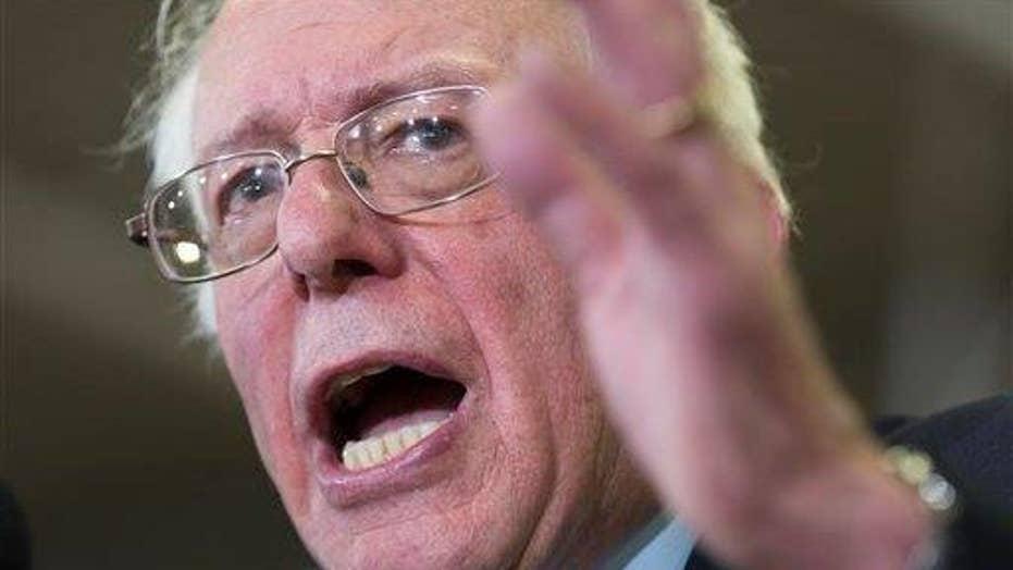 Sanders supporters blast role 'superdelegates' play