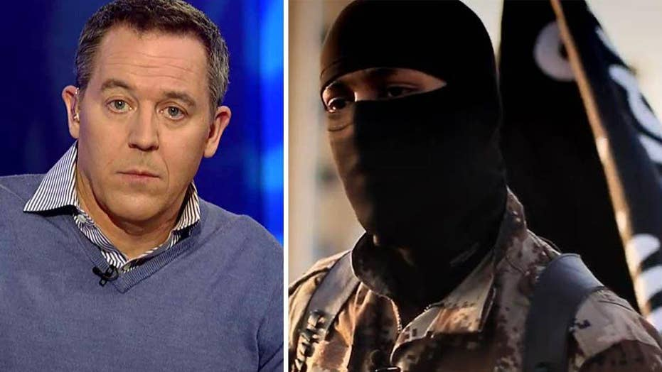 Gutfeld: Playing 'wait and see' with ISIS endangers us all