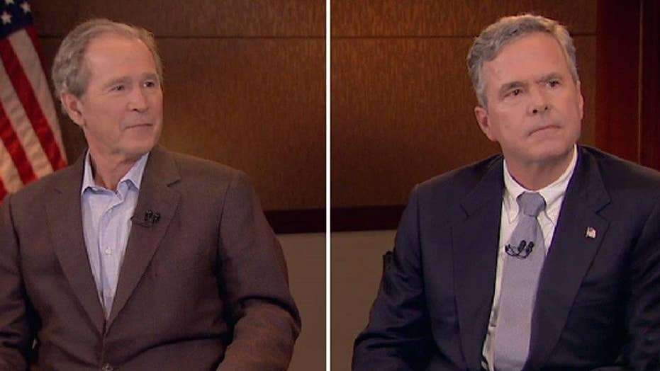 Exclusive: Bush brothers on Scalia's legacy, Jeb's record