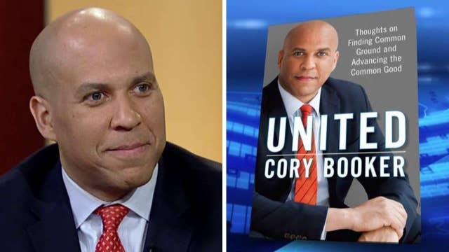 Sen. Cory Booker talks Supreme Court fight, new memoir