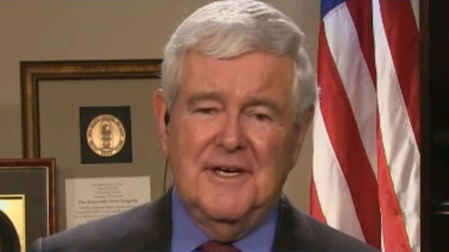 Newt Gingrich sizes up South Carolina GOP primary