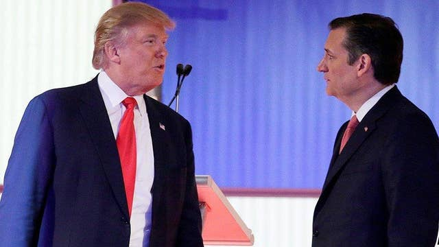 Trump and Cruz attacks heat up