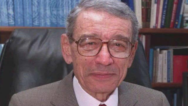Former UN Secretary-General Boutros Boutros-Ghali dead at 93
