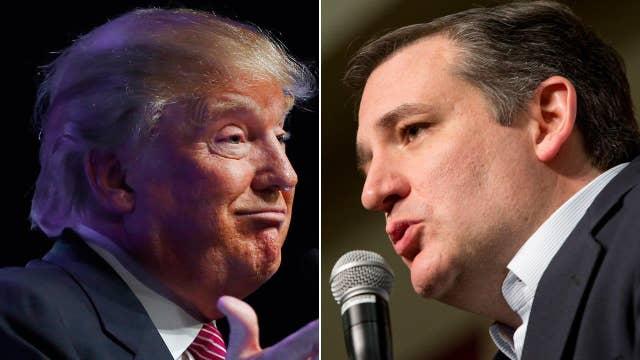 Trump vs. Cruz slugfest in South Carolina