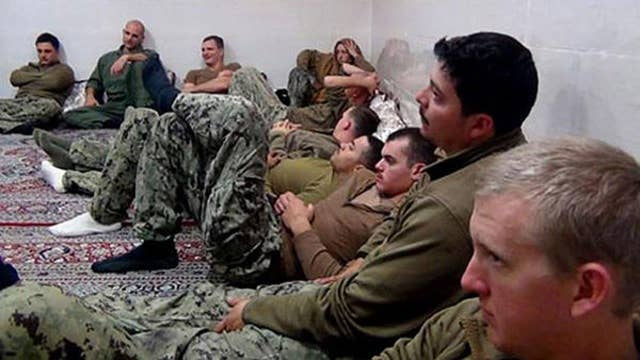Should captured US sailors be forced to testify on incident?